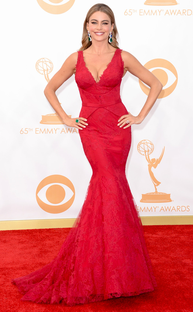 Sofia Vergara, Emmy Awards, 2013