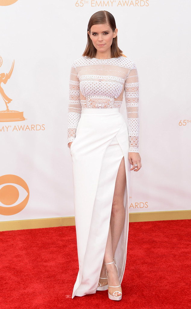 Kate Mara, Emmy Awards, 2013
