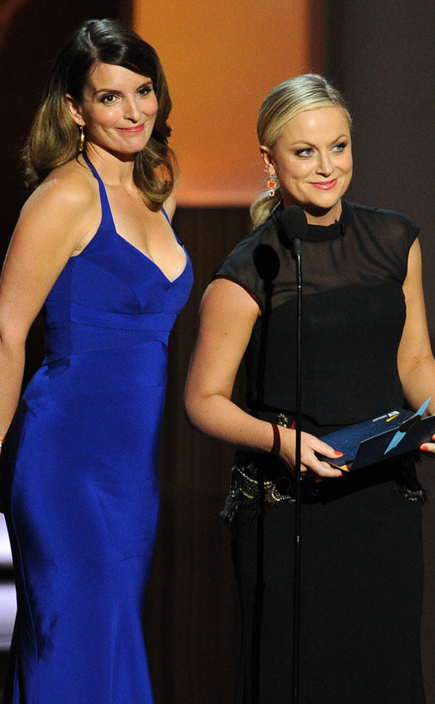 Tina Fey, Amy Poehler, Emmy Awards Show