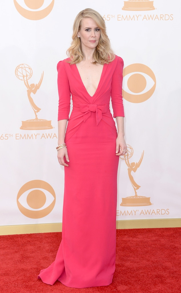 Sarah Paulson, Emmy Awards, 2013