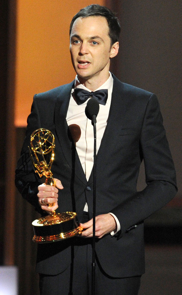 Emmy Awards Show, Jim Parsons