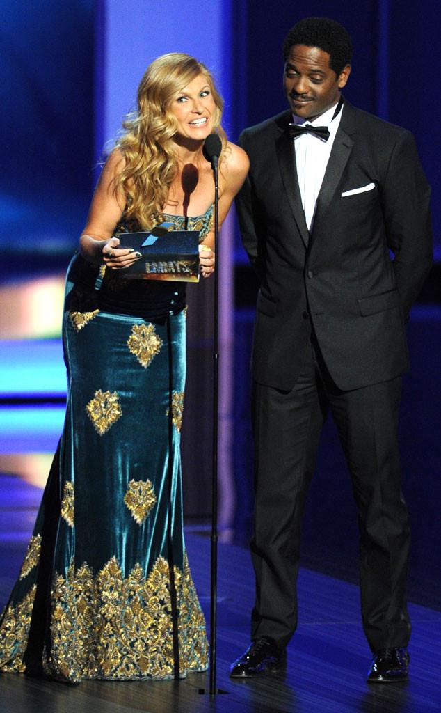 Connie Britton, Blair Underwood, Emmy Awards Show