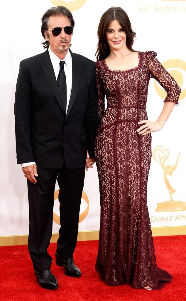 Al Pacino, Lucila Sola, Emmy Awards, 2013