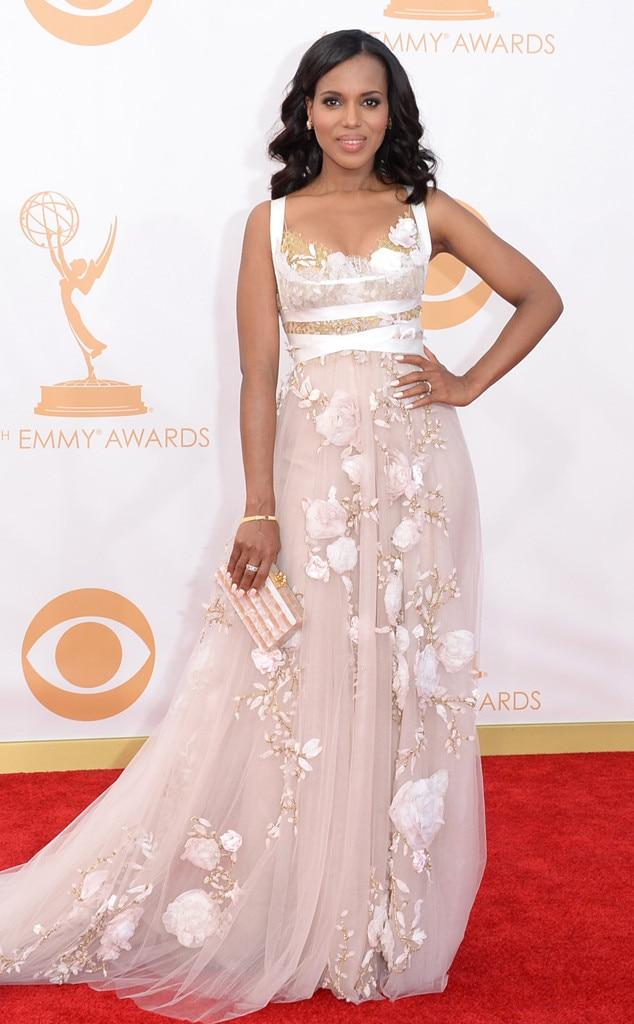 Kerry Washington, Emmy Awards, 2013