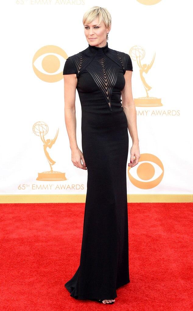 Robin Wright, Emmy Awards, 2013