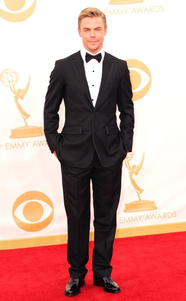 Derek Hough, Emmy Awards, 2013