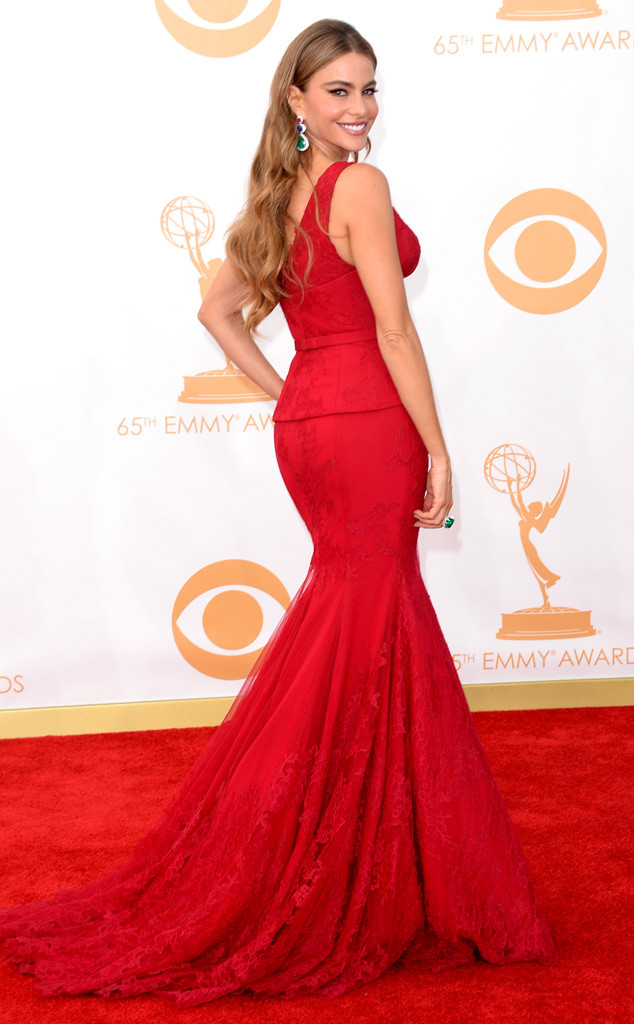 Sofia Vergara, Emmy Awards