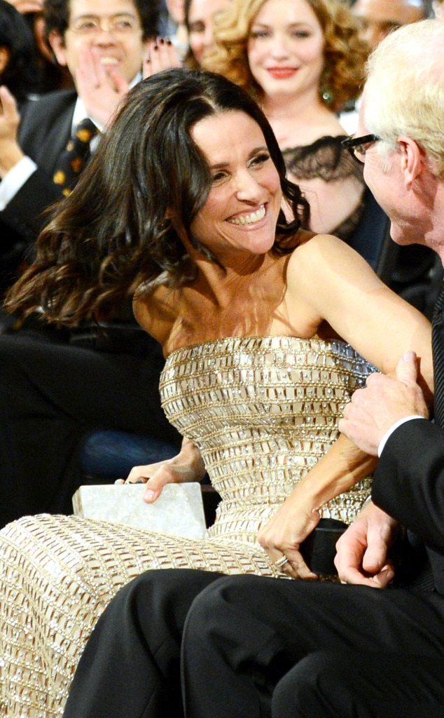 Julia Louis-Dreyfus, Emmy Awards, 2013, Audience