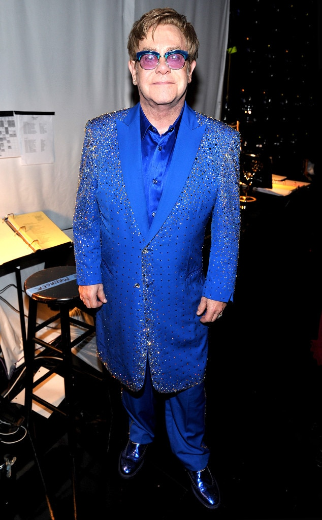 Sir Elton John, Emmy Awards, 2013, Audience