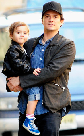 Orlando Bloom, Flynn