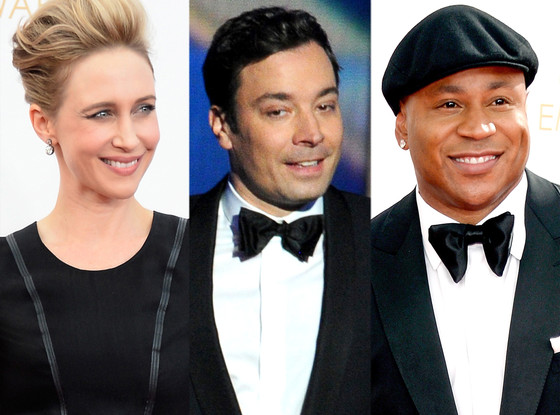 Vera Farmiga, Jimmy Fallon, LL Cool J, Emmy Awards, 2013