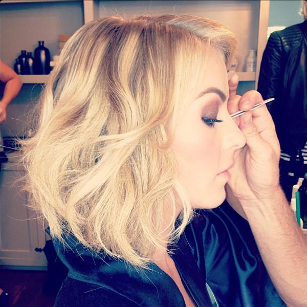 Julianne Hough, Emmy Awards, Instagram