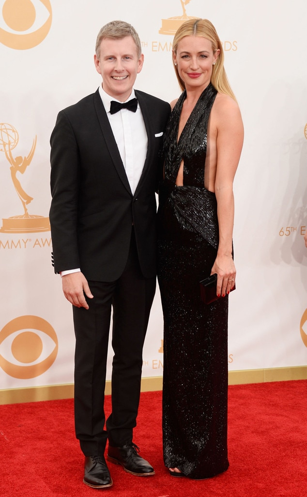 Cat Deeley, Patrick Kielty, Emmy Awards, 2013