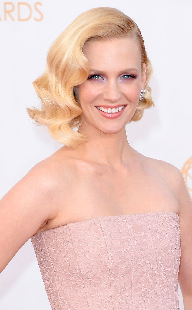 January Jones, Emmy Awards, 2013