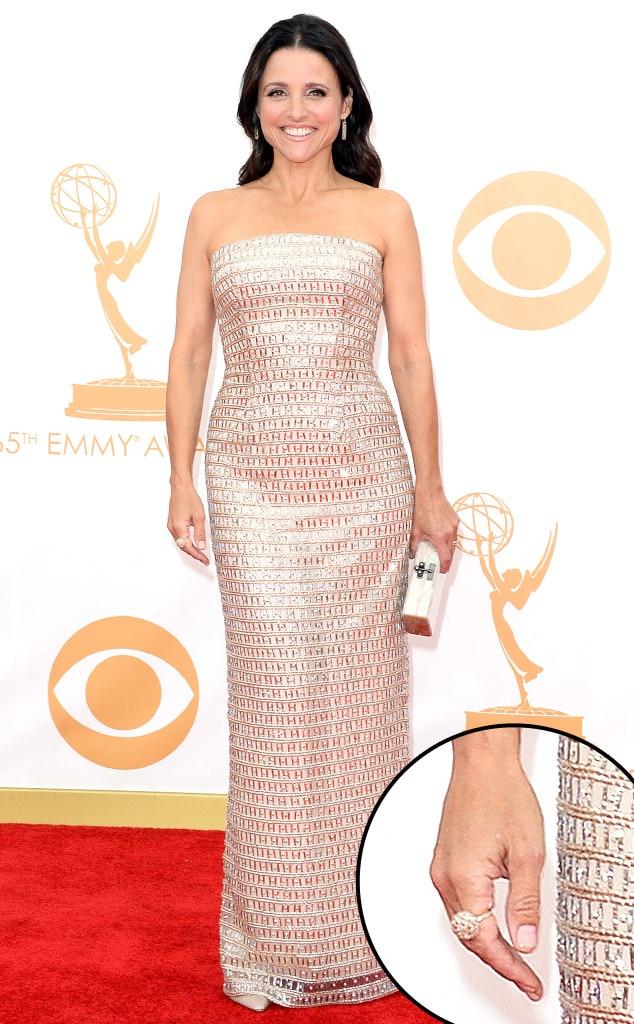 Julia Louis-Dreyfus, Emmy Awards, 2013