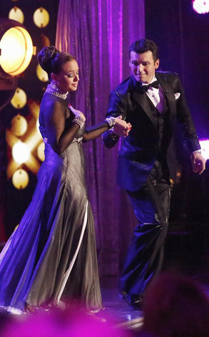 Leah Remini, Tony Dovolani, Dancing with the Star