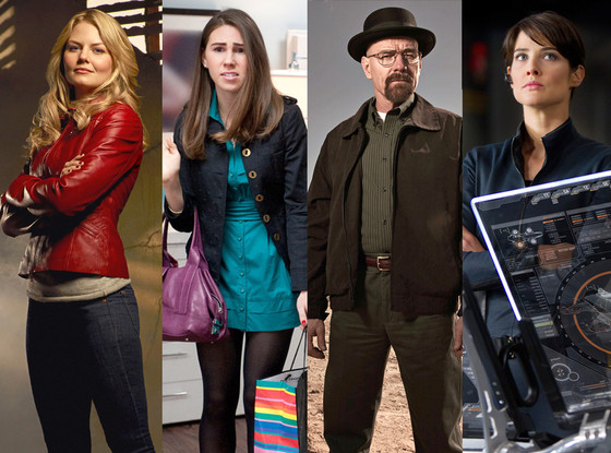 Spoiler Chat, Once Upon A Time, Girls, Breaking Bad, SHIELD