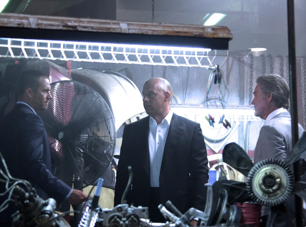 Fast and Furious 7, Vin Diesel, Kurt Russell, Paul Walker