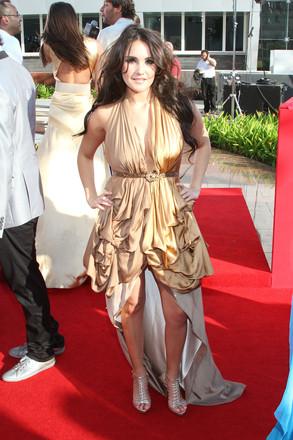 Alfombra roja de Los PremiosTv y Novelas 2012 en el Foro Imperial.