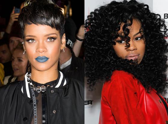 Rihanna, Teyana Taylor