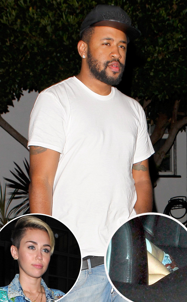 Miley Cyrus Dating Mike Will Made It - The Hollywood Gossip