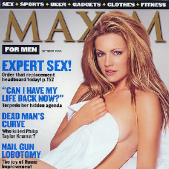 Melissa Joan Hart Was High On Ecstasy For 1999 Maxim Cover Shoot See