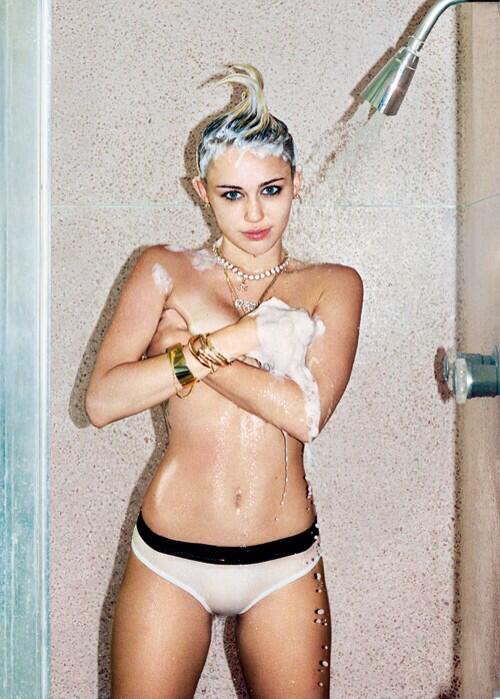 Miley Cyrus, Twitter, Rolling Stone