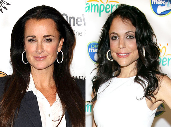 Kyle Richards, Bethenny Frankel