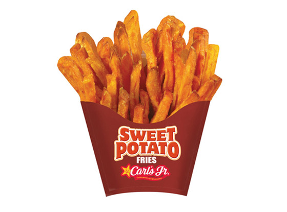 Carl's Jr. Sweet Potato Fries