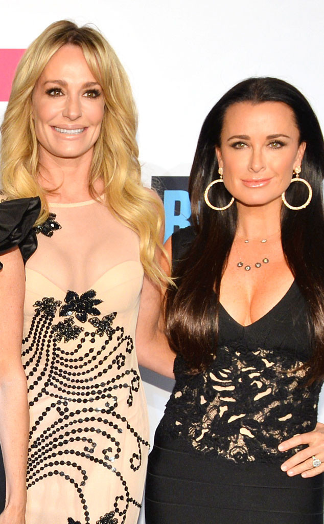 Taylor Armstrong, Kyle Richards