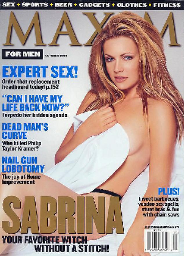 Melissa Joan Hart, Maxim 1999