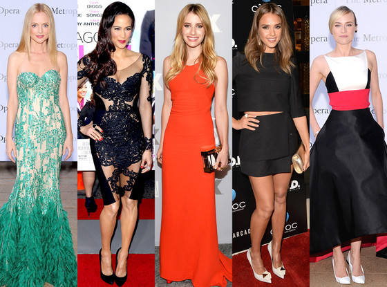 Heather Graham, Paula Patton, Emma Roberts, Jessica Alba, Diane Kruger
