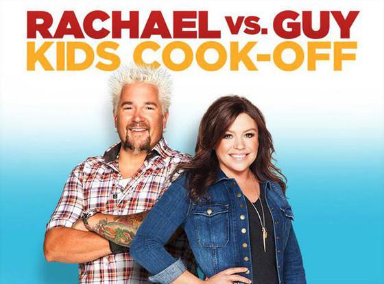 Rachael vs. Guy Kids Cookoff