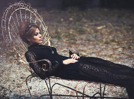 Eva Mendes, Net-A-Porter