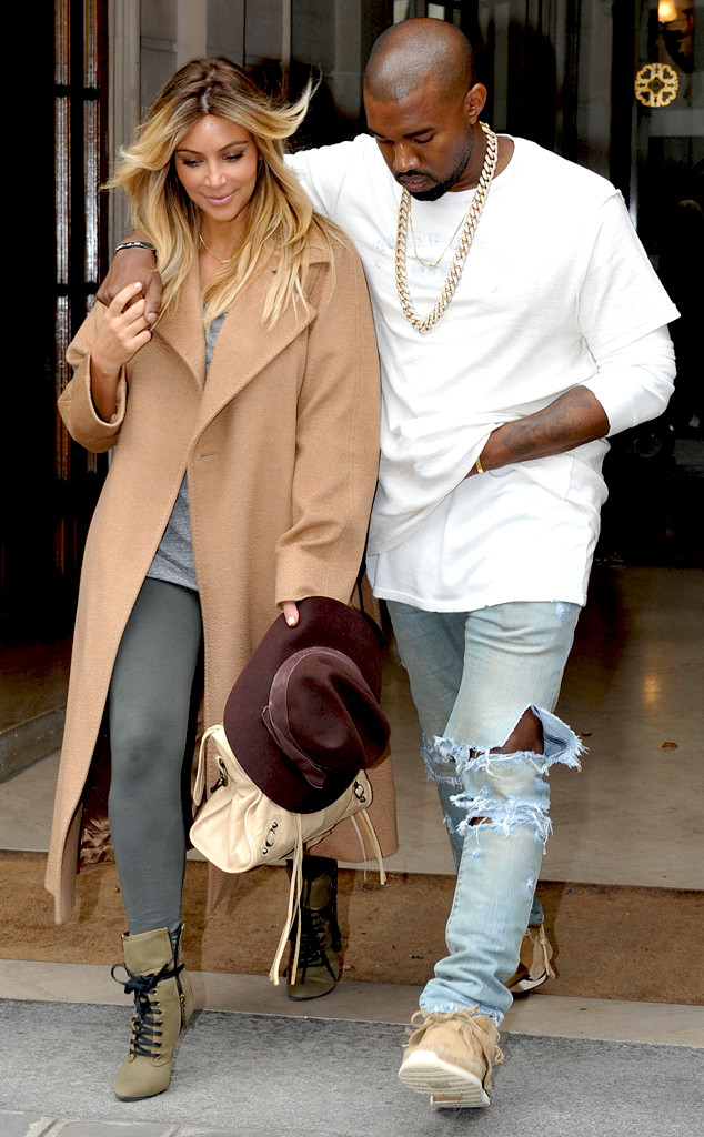 Kim Kardashian & Kanye West Engaged: All the Details on the Ring and ...
