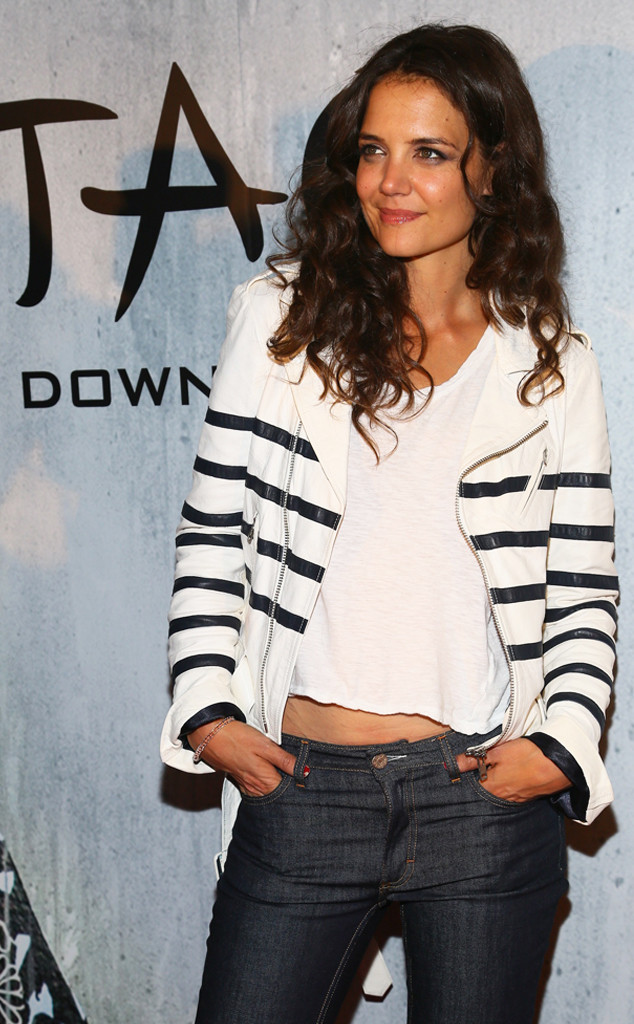 Katie Holmes, TAO Downtown Grand Opening
