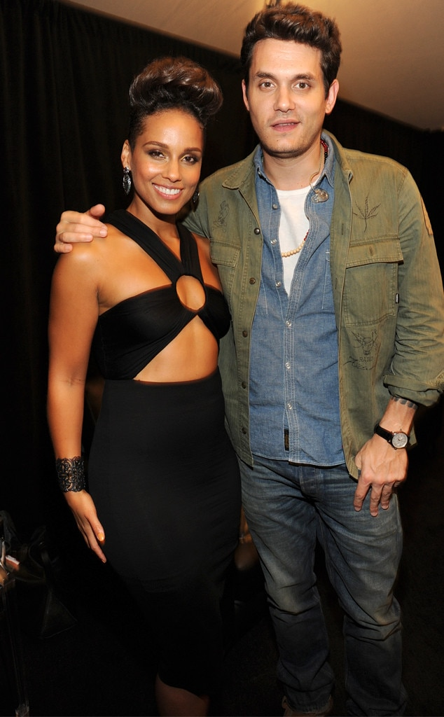 Alicia Keys, John Mayer