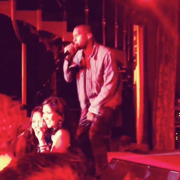 Kanye West, Kazakhstan