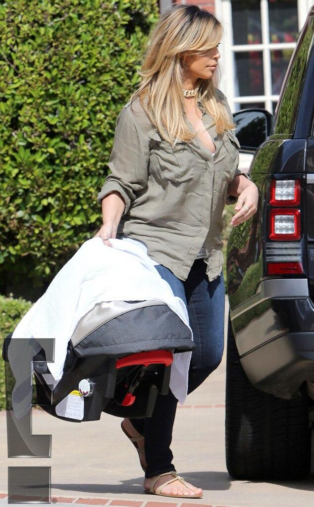 Kim Kardashian, Blonde