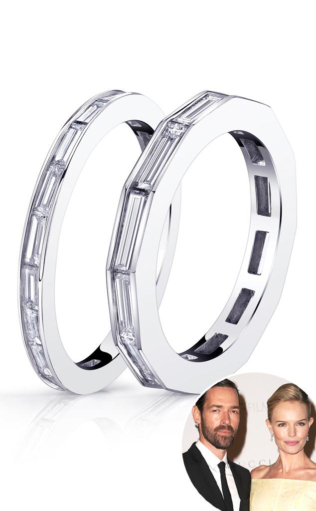 Kate Bosworth, Micheal Polish, Rings