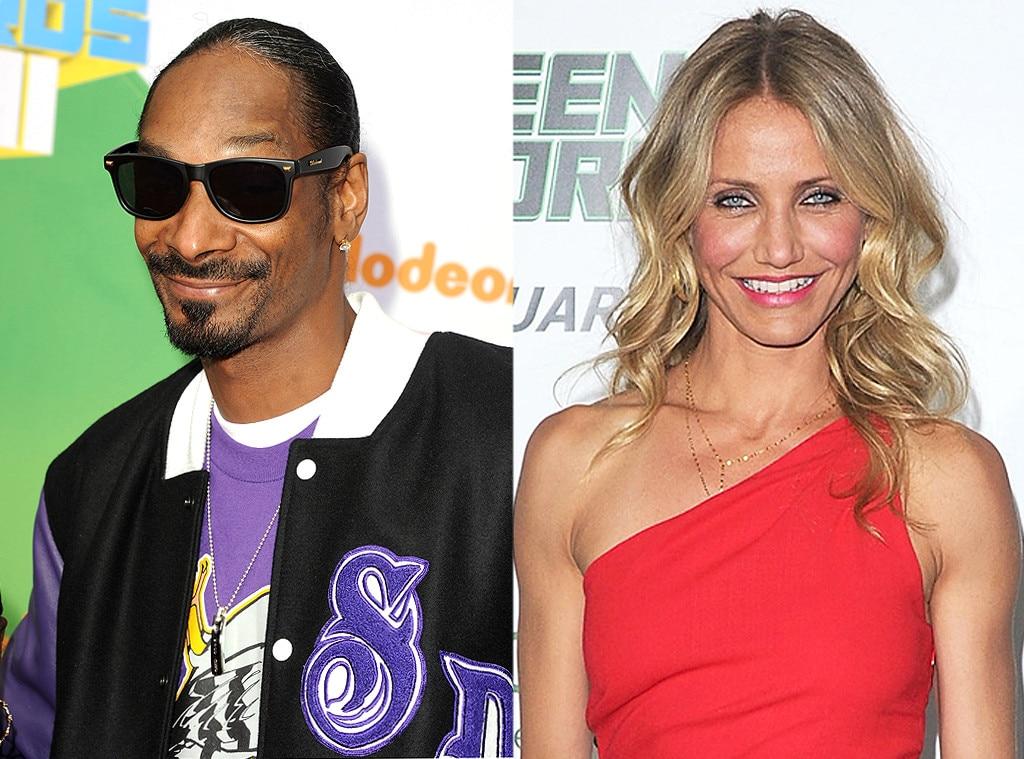 Cameron Diaz, Snoop Dogg, Famous Classmates