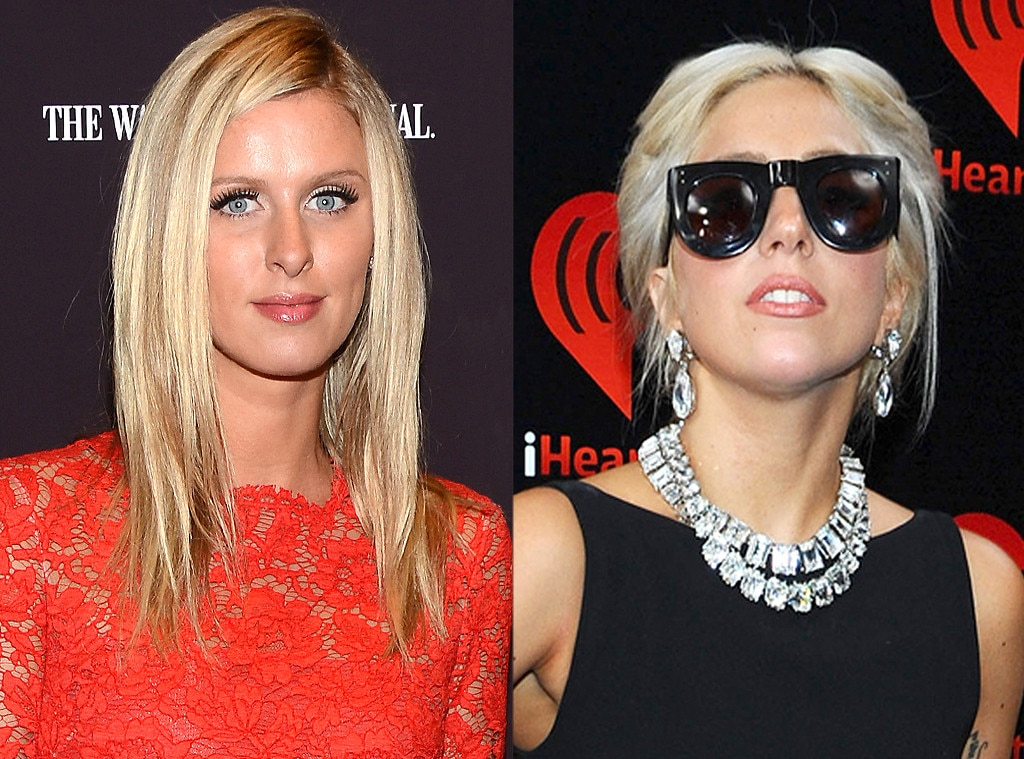 Lady Gaga, Nicky Hilton, Famous Classmates