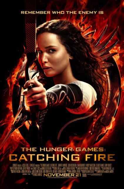 Hunger Games: Catching Fire, Los Juegos del Hambre: En Llamas