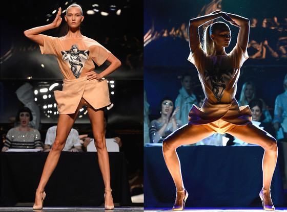 Karlie Kloss, Paris Fashion Week