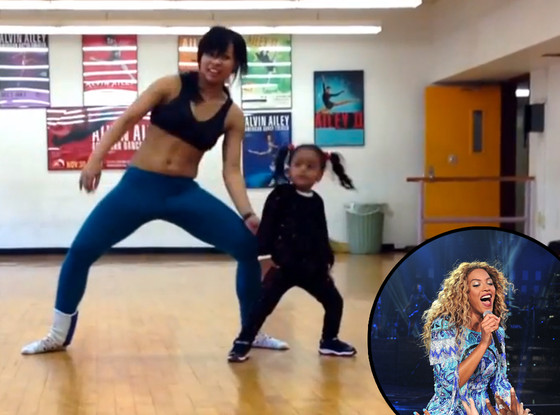 Baby, Beyonce