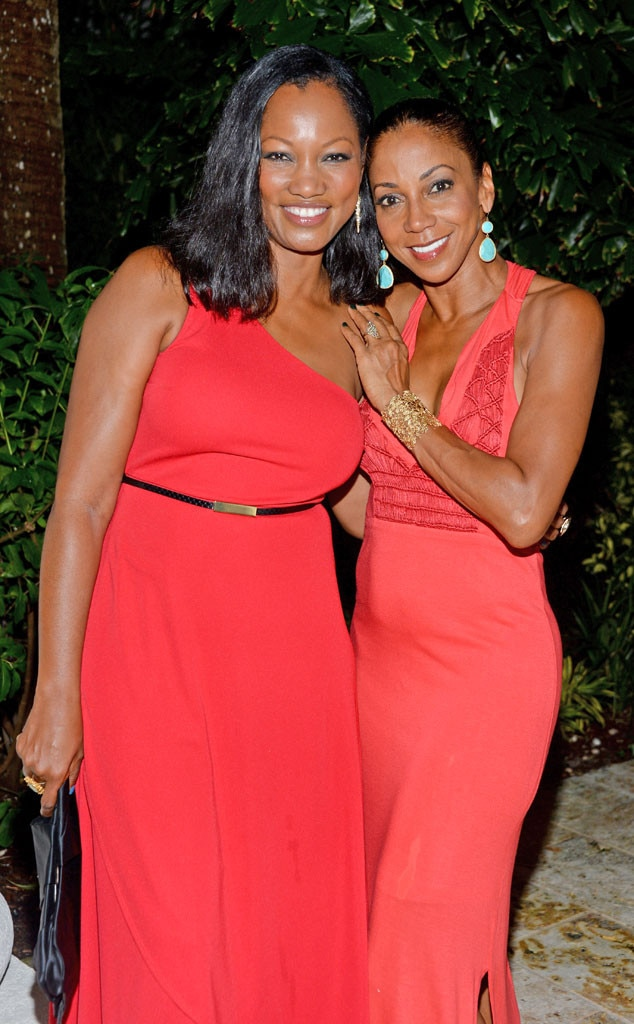 Garcelle Beauvais, Holly Robinson Peete