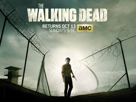 Walking Dead, Season 4 Key Art