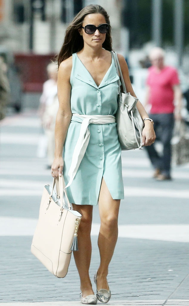 Business Casual From Pippa Middleton S Best Looks E News