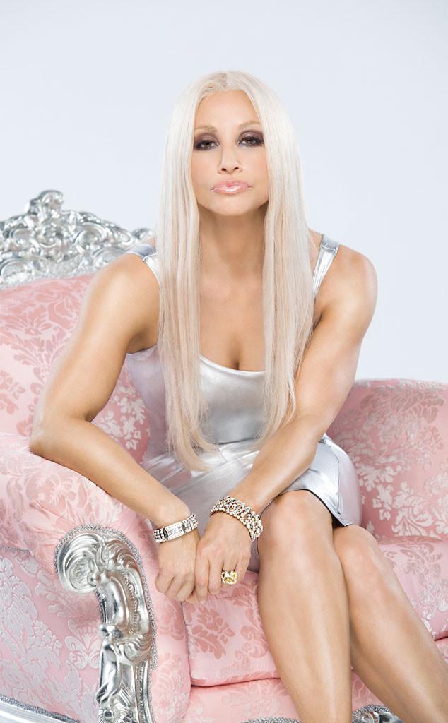 Gina Gershon, Donatella Versace