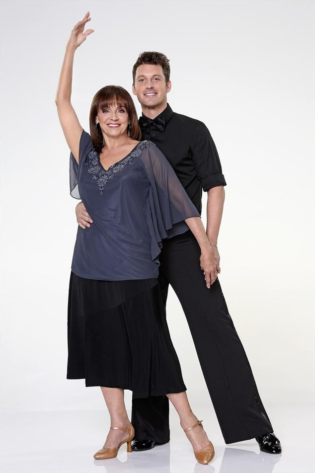 Dancing With The Stars, DWTS, Season 17, VALERIE HARPER & TRISTAN MACMANUS